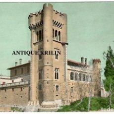 Postales: SABADELL Nº 24 CASTILLO DE CAN FEU / FOTO JORI. Lote 262741410