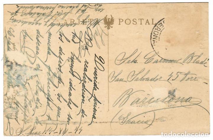 Postales: CAMPRODON Nº 8 PASSEIG DE LA FONT NOVA I EL RITORT / THOMAS - Foto 2 - 262870335