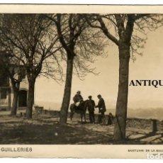 Postales: LES GUILLERIES / SANTUARI DE LA SALUT / FOTO ZERKOWITZ. Lote 262908685