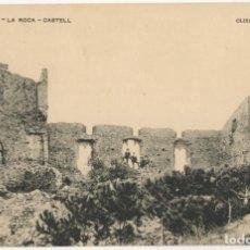 Postales: A06747 LA ROCA DEL VALLES CASTELL APEC Nº101 SC. Lote 262939695
