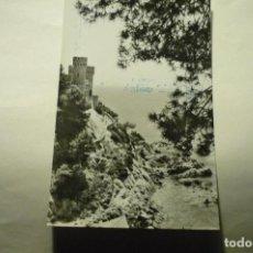 Postales: POSTAL LLORET DE MAR DETALLE CM. Lote 262974535