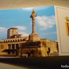 Postales: POSTAL GERONA.-MONUMENTO ALVAREZ DE CASTRO CM. Lote 262974985