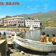 Postales: POSTAL * COLERA , PLATJA I VISTA PARCIAL * 1978. Lote 263000735