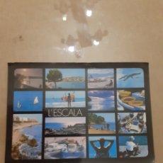 Postales: POSTAL VARIAS IMÁGENES COSTA BRAVA. Lote 263188185