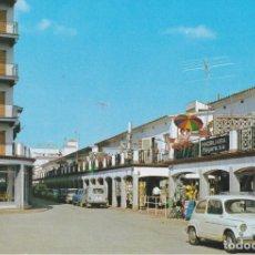 Cartoline: PLATJA D'ARO (GIRONA) GALERIAS MONTSENY - FOTO J.UBACH PUIG - EDITADA EN 1969 - S/C. Lote 263199500