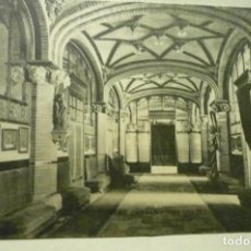 Postales: POSTAL ORFEO CATALA -NAVE CENTRAL-BARCELONA EDIC. FOMENT D´ESCOLES CATALANES CM. Lote 263216075
