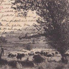 Postales: BARCELONA MONCADA CARRETERA DE LA ROCA. ED. FOTO ROISIN Nº 8. CIRCULADA. Lote 263597965