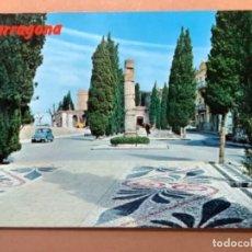 Postales: POSTAL TARRAGONA, INCLUYE SEAT 600. Lote 264040185