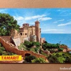 Postales: TARRAGONA, POSTAL TAMARIT AÑOS 70. Lote 264040490