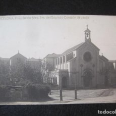 Postales: BARCELONA-HOSPITAL NTRA SRA SAGRADO CORAZON DE JESUS-FOTOGRAFICA GUILLEMINOT-POSTAL ANTIGUA-(80.788). Lote 264056180