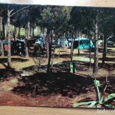 Cartes Postales: CALELLA DE PALAFRUGELL. CAMPING LA SIESTA. Lote 264445924