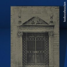 Postales: BARCELONA:PUERTA DE LA CASA DEL ARCEDIANO . A.T.V 192. (SIN CIRCULAR). Lote 264766914
