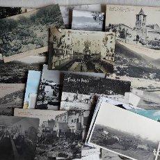 Postales: T-940.- LOTE DE -- 30 -- POSTALES DE -- CATALUÑA -- VARIAS LOCALIDADES DE ESTA COMUNIDAD VER FOTOS. Lote 265434309