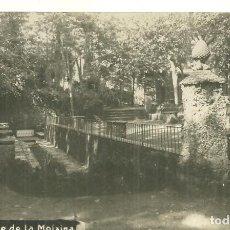 Postales: C3.- OLOT FUENTE DE LA MOIXINA - POSTAL FOTOGRAFICA. Lote 268116604