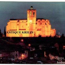 Postales: BALAGUER / ESGLESIA DE SANTA MARIA / EDICIO ROMEU / FOTO ART BONET. Lote 268286834