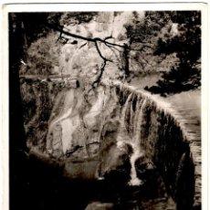 Cartoline: LAS LLOSSAS - HOSTALET - CASCADA DEL MOLÍ CAPDEVILA - ED. TIP. RIPOLLESA - 155X108 - INÉDITA EN TODO. Lote 268732514