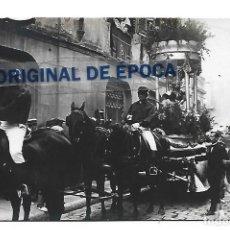 Postales: (PS-65517)POSTAL FOTOGRAFICA DE SABADELL-FIESTA MAYOR.CARROZA. Lote 268733664