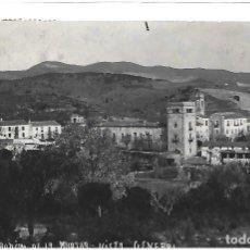 Postales: (PS-65522)POSTAL FOTOGRAFICA DE SAN JERONIMO DE LA MUTRA-VISTA GENERAL. Lote 268734874