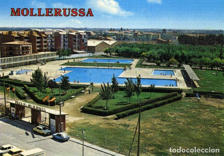 MOLLERUSSA - PISCINES MUNICIPALS (Postales - España - Cataluña Moderna (desde 1940))