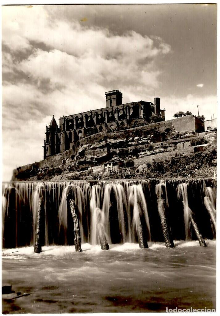 MANRESA - LA SEO - FOTO GAMISANS Nº 53 - 142X92 MM (Postales - España - Cataluña Moderna (desde 1940))