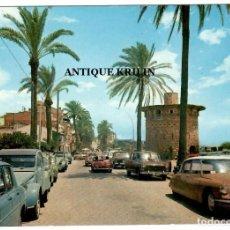 Postales: VILLANUEVA Y GELTRU / TORRE Y PASEO DE RIBAS ROGES / POSTALES CYP. Lote 268811464