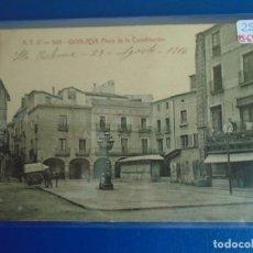 Postales: (PS-65567)POSTAL DE IGUALADA-PLAZA DE LA CONSTITUCION.A.T.V.925. Lote 268848629