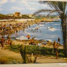 Postales: POSTAL RODA DE BARA .-PLAYA ESCRITA. Lote 268901519