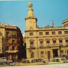 Postales: POSTAL REUS.-`PL.ESPAÑA-AYUNTAMIENTO. Lote 268903394