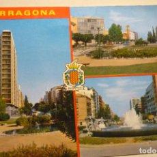 Postales: POSTAL TARRAGONA DIF.ASPECTOS -ESCRITA. Lote 268903574
