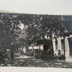 Postales: MANRESA - PASEO DE PEDRO III - Nº 12 ED. GARCÍA GARRABELLA. Lote 268939409