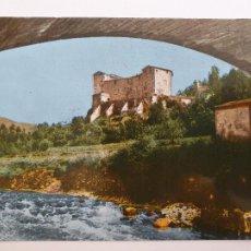 Cartes Postales: SENTMENAT - CASTELL MARQUÈS DE SENTMENAT / CASTILLO - LAXC - P52001. Lote 269123938