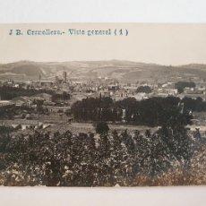 Cartes Postales: GRANOLLERS -VISTA PARCIAL J.B. 1 - LAXC - P52061. Lote 269162723