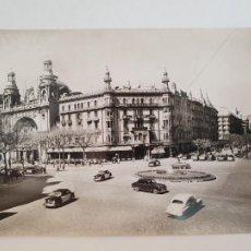 Cartes Postales: BARCELONA - RAMBLA CATALUNYA GRAN VIA / RAMBLA CATALUÑA AVENIDA JOSÉ ANTONIO - LAXC - P52071. Lote 269163908