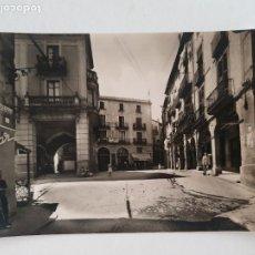Postales: SOLSONA - PLAÇA MAJOR / PLAZA MAYOR - P52134. Lote 269301463
