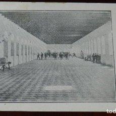 Postales: POSTAL DEL COLEGIO DE SANTO DOMINGO DE GUZMAN, DOMINICOS, TARRAGONA, CIRCULADA.. Lote 269342413