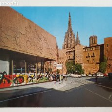 Postais: BARCELONA - CATEDRAL - MURALLA - COL·LEGI D'ARQUITECTES - P52215. Lote 269448323