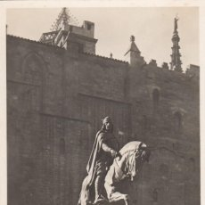 Postales: (2396) POSTAL BARCELONA - MONUMENTO A BERENGUER III - ZERKOWITZ - S/CIRCULAR. Lote 269454773