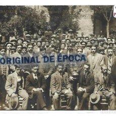 Postales: (PS-65737)POSTAL FOTOGRAFICA DE SABADELL-CAMPEONATO ESPAÑA SABADELL F.C.GANADOR COPA DEL REY 1913. Lote 269456708