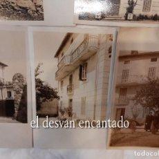 Postales: GER (GERONA) LOTE POSTALES FOTOGRÁFICAS FAMILIA SINDREU (ALMACENES EL BARATO). Lote 269457598