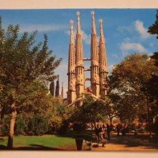 Postais: BARCELONA - TEMPLO / TEMPLE DE LA SAGRADA FAMILIA - P52302. Lote 269464563
