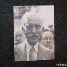 Postales: FRANCESC MACIA-FOTOGRAFIA ANTIGUA-RECORTE POSTAL ANTIGUA-VER FOTOS-(81.677). Lote 269464718