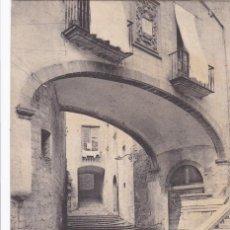 Postales: GIRONA DETALLE DE LA SUBIDA A SANTO DOMINGO. ED. A.T.V. ANGEL TOLDRA VIAZO Nº 546. SIN CIRCULAR. Lote 269471978