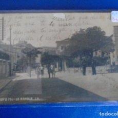 Postales: (PS-65763)POSTAL FOTOGRAFICA DE CERVERA-LA RAMBLA.J.R.. Lote 269689783