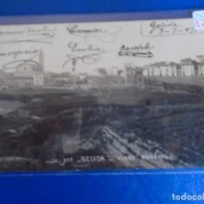Postales: (PS-65764)POSTAL FOTOGRAFICA DE GELIDA-VISTA GENERAL.J.V.. Lote 269690263
