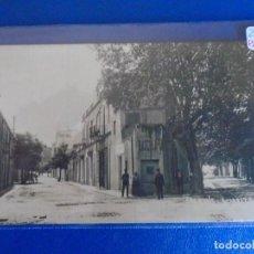 Postales: (PS-65765)POSTAL FOTOGRAFICA DE PALAMOS-CARRETERA. Lote 269690453