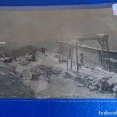 Postales: (PS-65768)POSTAL FOTOGRAFICA DE CAPDELLA-ESTACION INTERMEDIA DEL FUNICULAR. Lote 269691428