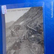 Postales: (PS-65769)POSTAL FOTOGRAFICA DE CAPDELLA-CANAL DE LA SIERRA. Lote 269691668