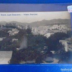 Postales: (PS-65770)POSTAL FOTOGRAFICA DE SANT JUST DESVERN-VISTA PARCIAL. Lote 269691823