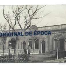 Postales: (PS-65790)POSTAL FOTOGRAFICA DE VILAJUIGA-ENTRADA A LA FUENTE. Lote 269716408