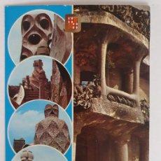Postales: BARCELONA - PASSEIG DE GRÀCIA - PASEO DE GRACIA - CASA MILÀ - LAXC - P52816. Lote 269747518